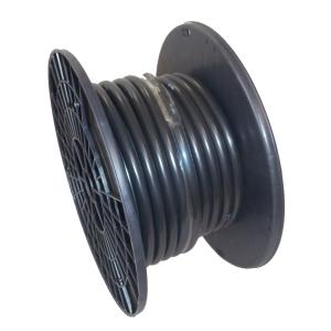 cable extra souple 25mm2 noir bobine de presentoir vendu par 40m. Black Bedroom Furniture Sets. Home Design Ideas