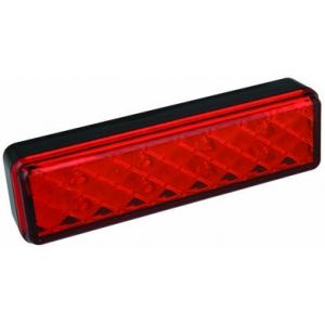 feu stop position led 12 24v 135x38 2x24mm a plaquer noir 135rme. Black Bedroom Furniture Sets. Home Design Ideas