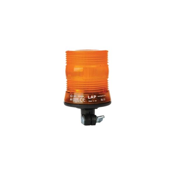 feu flash xenon orange 10 100v 6w fix rigide d 108 h 177mm non r65. Black Bedroom Furniture Sets. Home Design Ideas