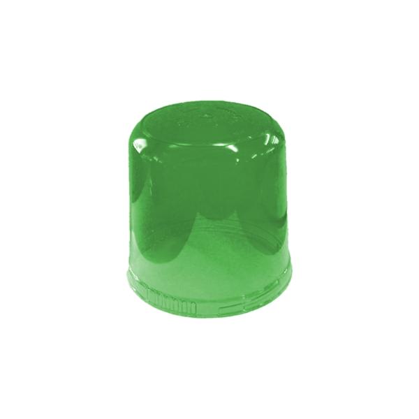 cabochon gyrophare lap vert flash 7w polycarbonate diam 130 h 125. Black Bedroom Furniture Sets. Home Design Ideas