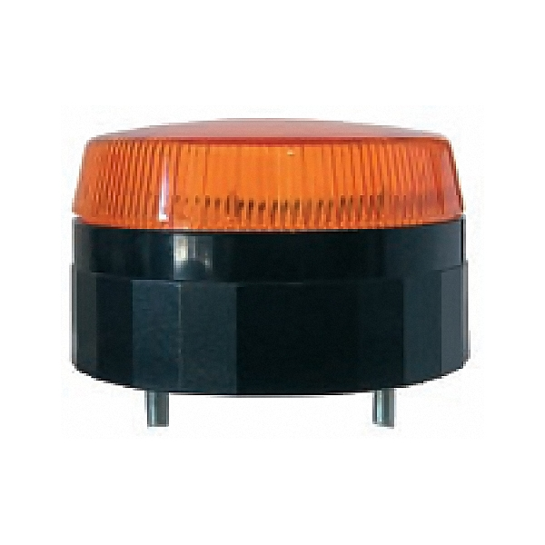 feu flash led orange mini 10 100v d 77 h 45mm ip67 lap llpmva non r65. Black Bedroom Furniture Sets. Home Design Ideas